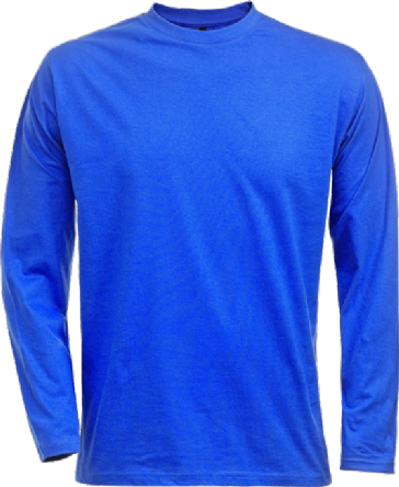 Fristads Acode Long Sleeve Core T-Shirt 1914 HSJ (Royal Blue)